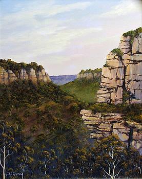 Escarpments by John Cocoris