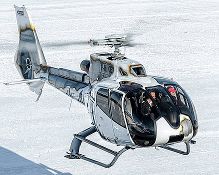Eurocopter EC130 with fantastic livery by Roberto Chiartano