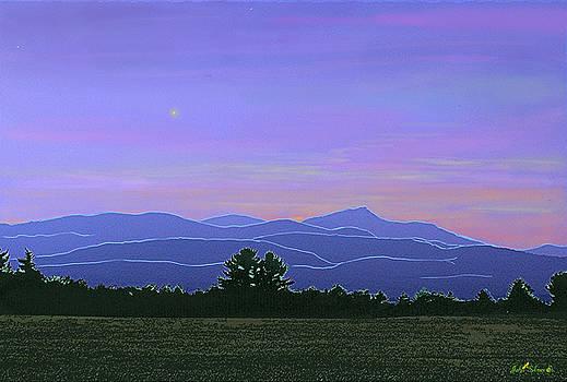 Evening Star by John Selmer Sr