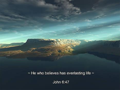 Everlasting Life by Diane McCool-Babineau