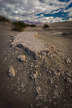 Rick Strobaugh - Exposed Rock in the Desert