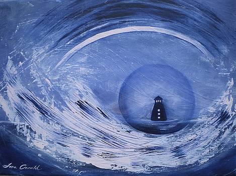 'Eye Of The Storm' by Tara Arnold