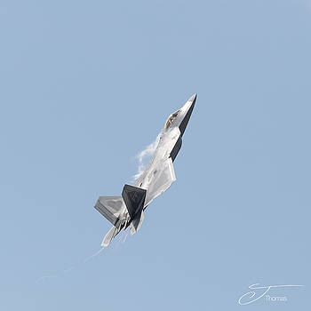 F-22 Raptor by J Thomas