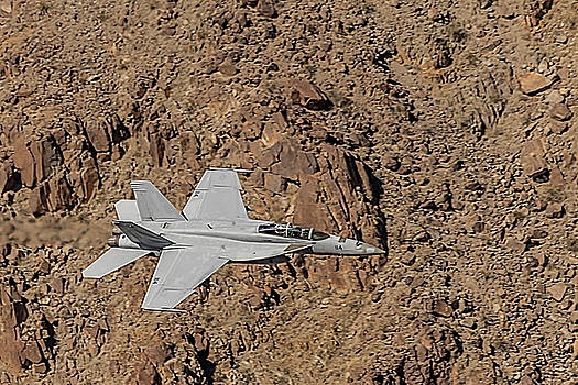 F18 And The Jedi Transition by Bill Gallagher