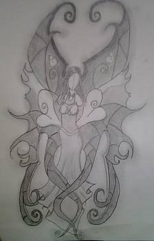 Faceless Fairy by Michaelle Beasley