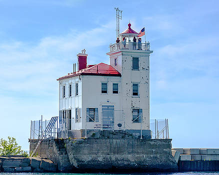 Jack R Perry - Fairport Harbor Lighthouse
