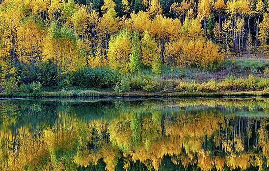 Fall Reflections by John De Bord