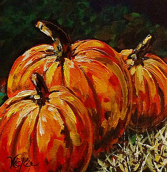 Fall Whisper by Vickie Warner