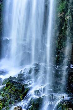 Falling Spring Falls by Thomas R Fletcher