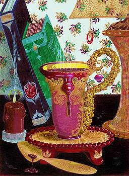 Fancy Cup by Jenny Elaine