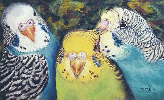 Feathered Friends by Dian Paura-Chellis