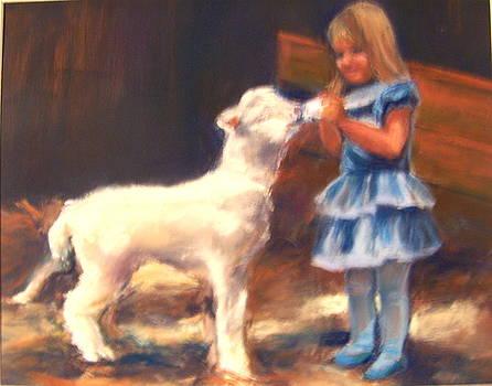 Feeding the Lamb by Joan Wulff