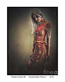 Femme Fane'e by Donald Yenson