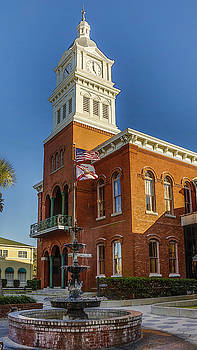 Paula Porterfield-Izzo - Fernandina Beach Courthouse