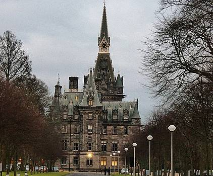 Fettes College by Nik Watt