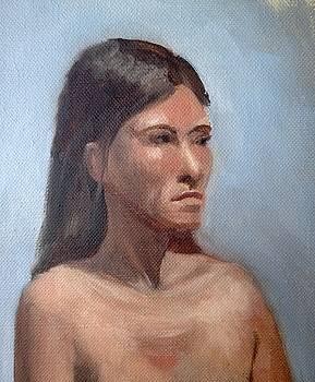 Figure Study by Cynthia Mozingo