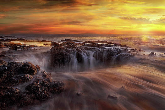 Fire and Water by David Gn