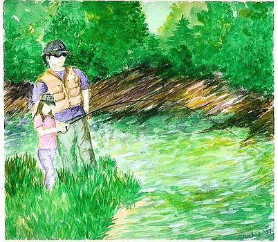 Fish On by Melanie Rochat