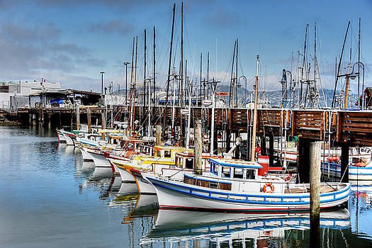 Fishermans Wharf by Al Perry