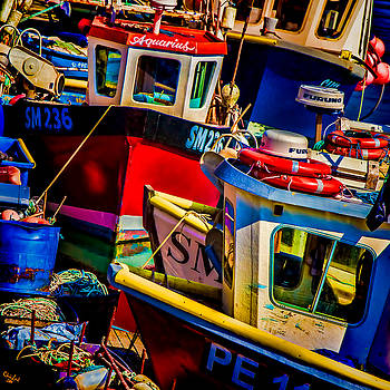Fishing Fleet by Chris Lord