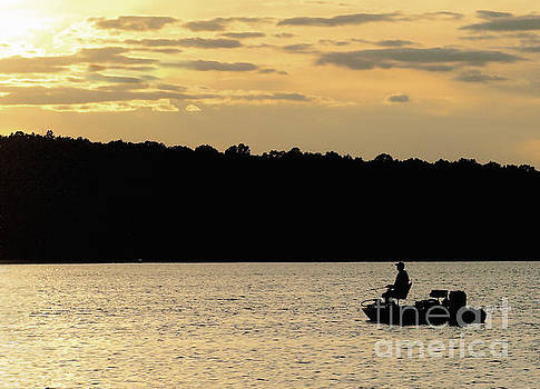 Fishing by Raymond Earley