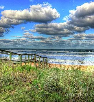 Flagler Beach by Debbi Granruth