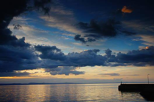 Flat Calm by Nik Watt