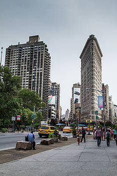 Flatiron by Robert J Caputo