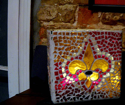 Fleur de Lis by Ted Hebbler