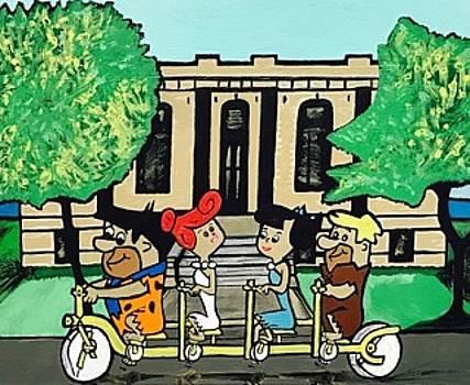 Flintstones vacation to Menominee by Jonathon Hansen
