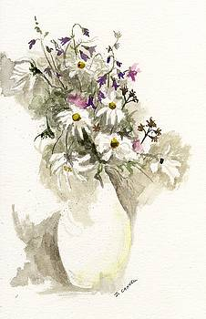 Flower study ten by Darren Cannell