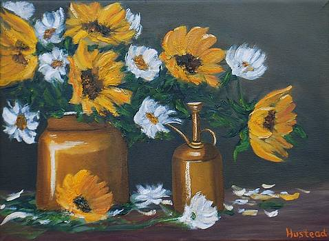Flowers by Brian Hustead