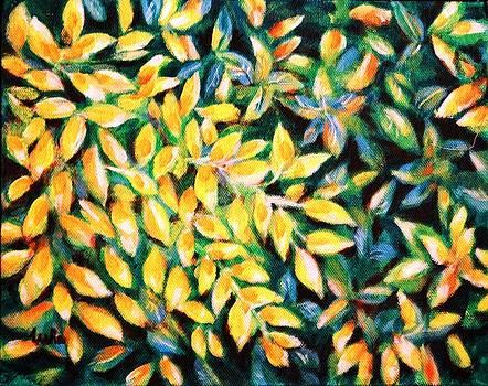 Usha Shantharam - Foliage 1