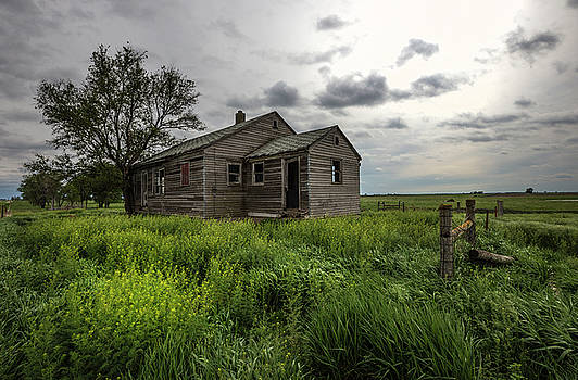 Forgotten On The Prairie by Aaron J Groen
