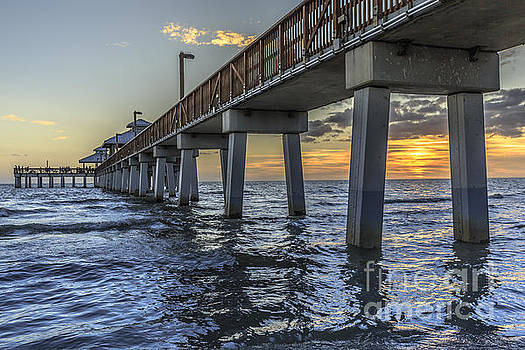 Edward Fielding - Fort Myers Beach Fishing Pier