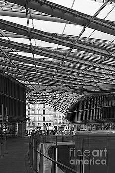 Forum Les Halles by Andy Thompson