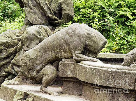Fountain of Jacob by Michal Boubin