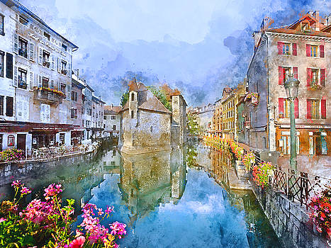 France by Marvin Blaine