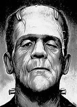 Frankenstein by Greg Joens