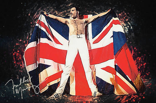 Zapista Zapista - Freddie Mercury