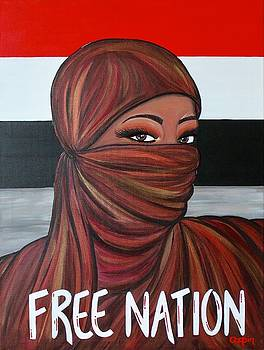 Free Nation 3 by Art By Naturallic