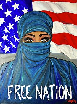 Free Nation 1 by Art By Naturallic