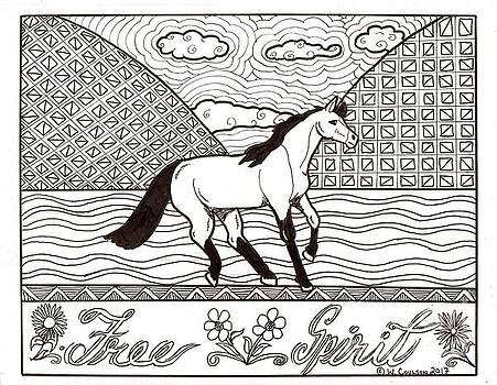 Free Spirit by Wendy Coulson