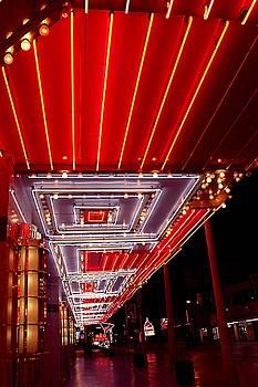 Fremont Street Las Vegas by Bill Buth