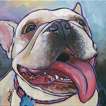 French Bulldog by Nadi Spencer