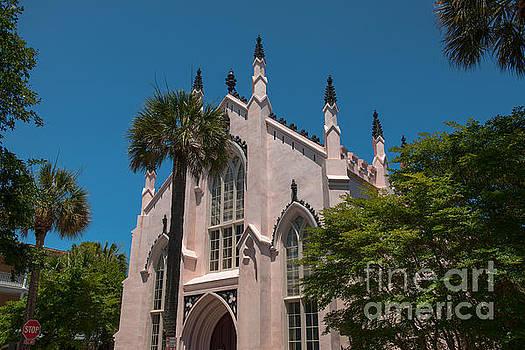 Dale Powell - French Huguenot Church In Charleston SC
