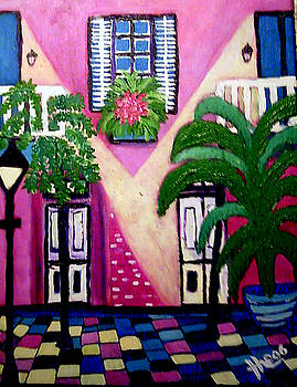 French Quarter by Ted Hebbler