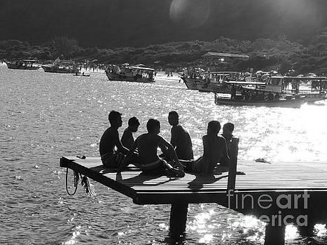 Friends by Beto Machado