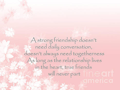Friendship by Trilby Cole