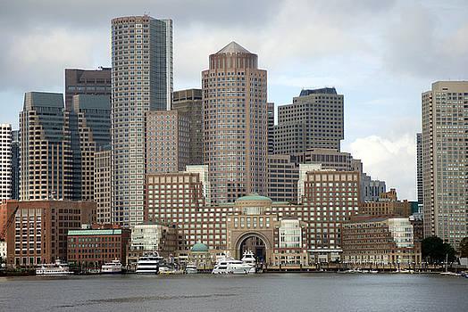 Harvey Barrison - From Boston Harbor